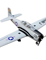 Dynam T28 Trojan 1:8 Electrico sem Escovas 50KM/H Quadcóptero RC 5 canais 2.4G EPO Gray Alguma montagem necessária