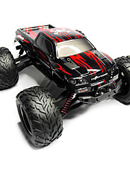 Buggy (Off-road) GPTOYS Hummer 1:12 Brushless Electric RC Car Red / Blue Ready-to-go