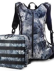10 L рюкзак Водонепроницаемый защитный зеленый Терилен