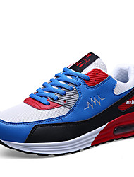Running Shoes Men's Shoes Tulle Outdoor / Work & Duty / Athletic / Casual Fashion Sneakers Outdoor / Work & Duty / Athletic