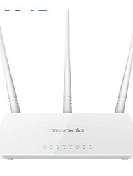 tenda f3 300Mbps Wireless-Router drei Antennen Hause Intelligenz Wireless-Router