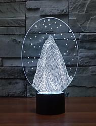 0,5 W RGB dimmbare / Sensor-Nachtlicht 5 V v abs