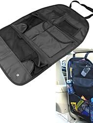 assento de carro bolsos traseiros titular organizador arrumado viagens saco de armazenamento