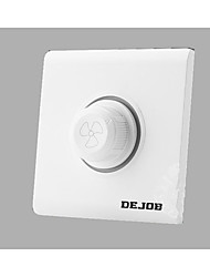 Dimmer Switch Elegant White Wall Switch Panel