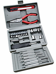 24 In 1 Tool Set Household Multifunctional Hardware Tool Kit