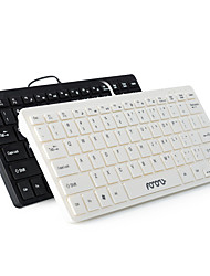 78 Keys Mini Wired Keyboard for Laptop