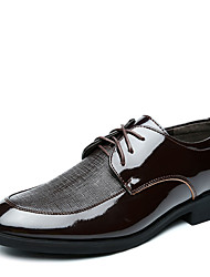 Men's Shoes PU Wedding / Office & Career / Party & Evening / Casual Oxfords Wedding / Office & Career