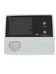 Ease of Installation Video Intercom Doorbell Electronic Cat Doorbell Night Vision Optional Adjustable Volume Effect