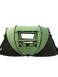 Zelt(Armeegrün,2 Personen) -Atmungsaktivität / UV-resistent / Gut belüftet / überdimensional