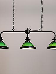 MAX 40W Lampe suspendue ,  Contemporain / Traditionnel/Classique / Rustique Peintures Fonctionnalité for Style mini MétalSalle à manger /