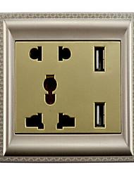 Multifunctional USB Socket 220V