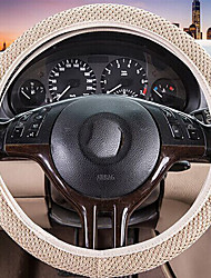 Universal Car Steering Wheel Cover Sandwich Fabric Handmade Steering-Wheel Cover