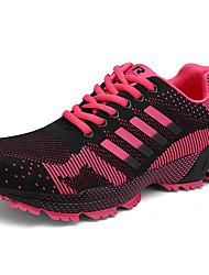 Sapatos Corrida Feminino Preto / Azul Tule