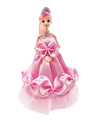 Great For Wear Skirts Girl Toy Princess Wedding Dress Trailing Dress Evening Dress Free Baby