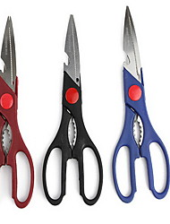 Multifunction Stainless Steel Kitchen Shears(Random Color)
