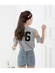 """New Fashion 22"""" Ponytail Hairpieces With Ribbon And Clip On Hair Piece Weavy Four Colors Fake Hair Ponytails"""
