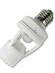 E27-Lâmpadas-Sensor infravermelho-Conector de Lâmpada