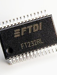 USB chip FTDI FT232RL integrated circuit driver IC microcontroller download power module