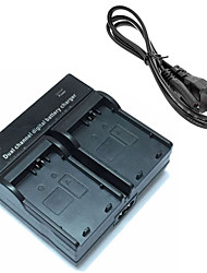 LPE5 Digital Camera Battery  Dual Charger for Canon EOS 500D 1000D 450D