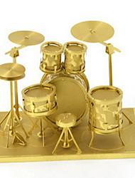 Toy música Metal Bronze Puzzle brinquedo Toy música