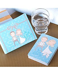 Recipient Gifts - 1Pcs/Set, A Love Story Playing Cards Bachelorette Party Games, Wedding Favors