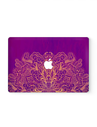 MacBook Retina Front Decal Sticker-Floral for All Macbook