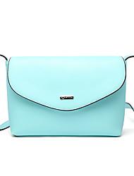 Stiya Fashion Genuine Leather Vitnage Mini Design Handiness Lady Shoulder Sling Envelope Bag