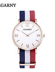CAGARNY Men's Watch / Casual Watch / Fashion Watch /Japan Quartz  / Student Watch