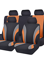 11Pcs Classics Car Seat Cover Universal Fit Most Brand Car Covers 4 Color Car Seat Protector Car Styling Seat Covers