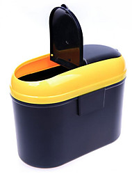Car Garbage Bin / Vehicle On Board / Handy Trash Can, Can Be Printed Logo, Storage Box