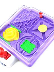 Стресс Relievers / Обучающие игрушки Игра Игрушка Четырехугольник Квадратная Пластик Красный Для детей