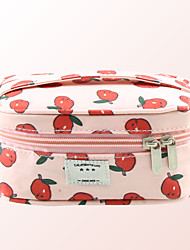 Women Canvas Casual Cosmetic Bag