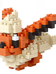LNO Brand Flareon ABS Super Mini 143 Pieces Diamond Blocks