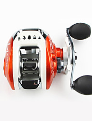 Spinning Reels 6.3/1 0 Ball Bearings Exchangable Bait Casting / General Fishing-LV100 Yuqu