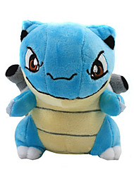 Pocket Little Monster Model Blastoise Soft Plush Stuffed Doll Toy