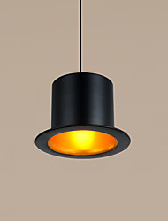 Max 60W Vintage Style silk hat Pendant Lights Living Room / Bedroom / Dining Room / Kitchen / Study Room