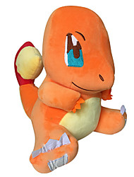 Pocket Little Monster Model Charmander Soft Plush Stuffed Doll Toy