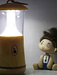 1pc levou usb casa originalidade fornecendo grão de madeira cor de mudança de luz da noite