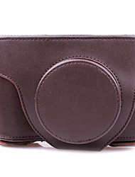 Fujifilm Digital Camera X100 Leather Protective Case/Bag