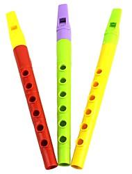 Plastic Flute Musical Instrument(3PCS)