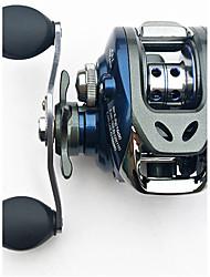 Molinetes Rotativos 6.3/1 10 Rolamentos Trocável Isco de Arremesso / Pesca Geral-AF103B Luya