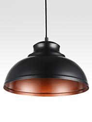 40W Lampe suspendue ,  Contemporain Peintures Fonctionnalité for Designers MétalChambre à coucher / Salle à manger / Salle de bain /
