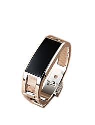 Bluetooth 4.0 смарт часы (сапфировое стекло, шагомер, ЧСС, водонепроницаемый, анти-потерянный)