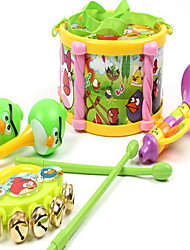 Intelligent Children Musical Instrument Mini Musical Instrument Jazz Drum