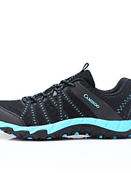 Camssoo Men's Hiking Mountaineer Shoes Spring / Summer / Autumn / Winter Damping / Wearable Shoes Black / Blue