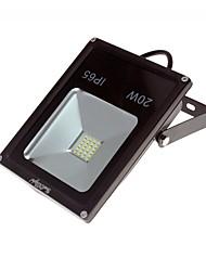 20W LED прожекторы 1800 lm Холодный белый COB Декоративная / Водонепроницаемый AC 220-240 V 1 ед.