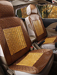 Vehicle For New Single-Seat Bamboo Brown Comfort Cushion