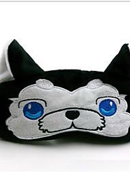 Mask Inspired by Kuroko no Basket Tetsuya Kuroko Anime Cosplay Accessories Mask Black Faux Fur Male / Female