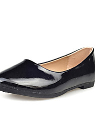 Women's Dance Shoes  Ballet / Modern Flats Flat Heel Practice / Performance  Shoes Black / Pink / Red / White