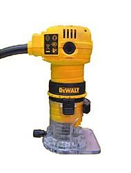 нас DEWALT электроинструменты деревообрабатывающего триммер фасок машина 390W dwe6000